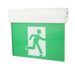 Running Man Exit Sign JELRM