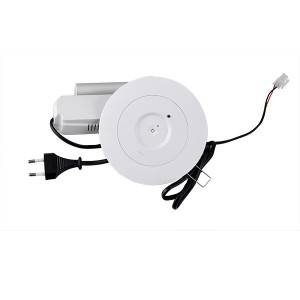 Emergency LED downlight D40-R-2