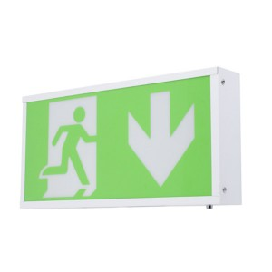 Running Man Exit Sign LE2914