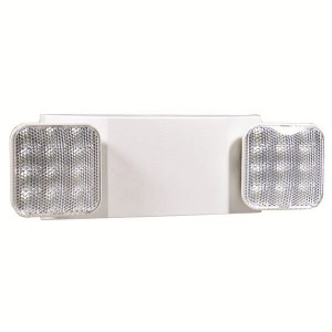 Dual JLEU9 Head Emergency Light